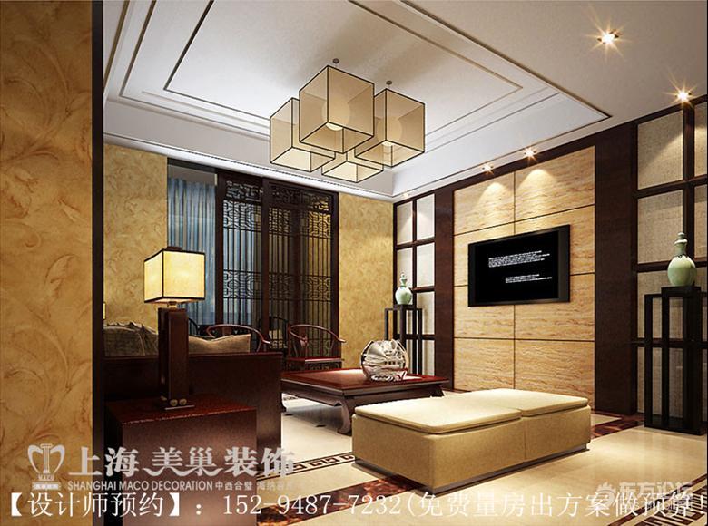 上东城三室两厅116平方现代简约风格装修方案